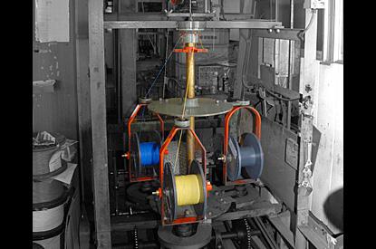 電線撚機 2芯/3芯