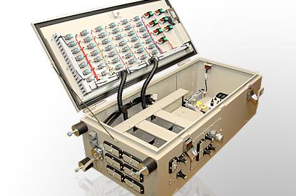 大型建設機械コントロールBOX